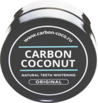 порошок Carbon Coconut