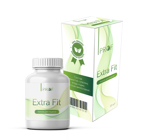 капсулы Prof Extra Fit
